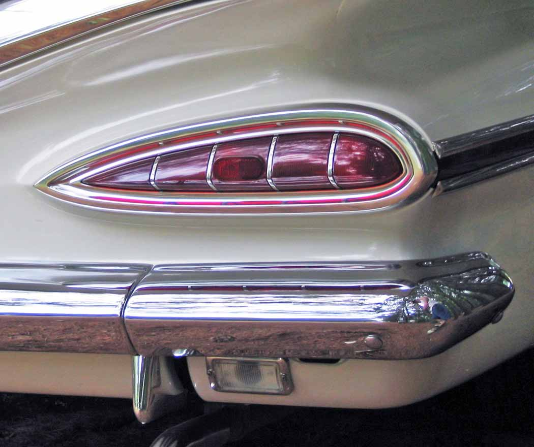 [SOLD] 1959 chevy impala for