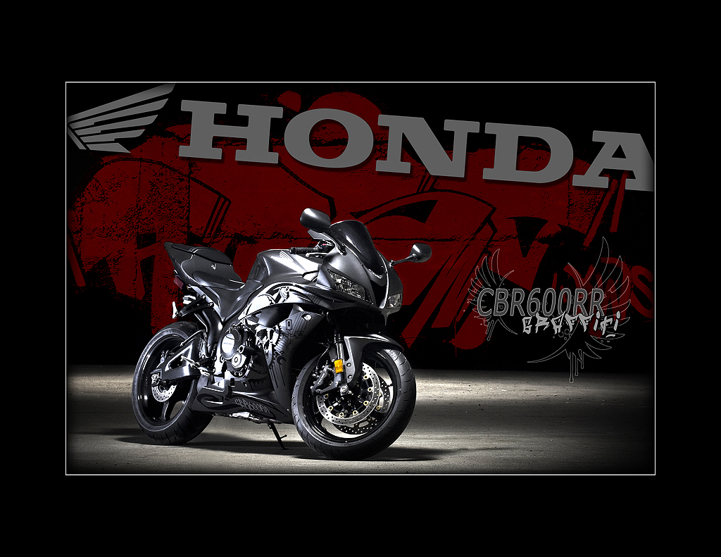Honda cbr logo for Deco 600 cbr
