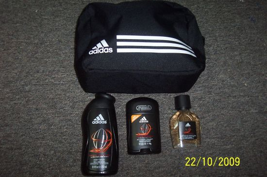 Sold adidas gift set trinidad classifieds