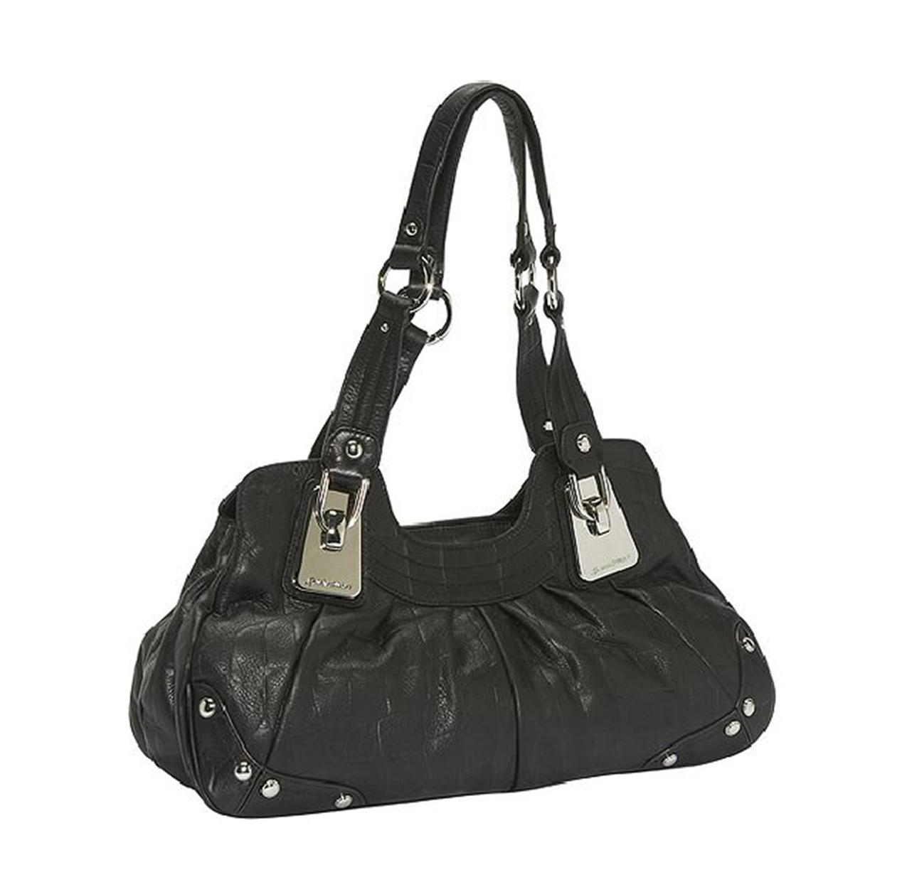 polished look, carry the MICHAEL Michael Kors? Calista LargeSatchel