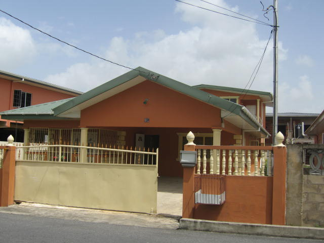 El dorado trinidad house for sale trinidad classifieds for Trini homes