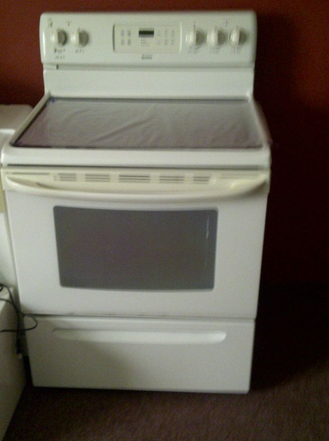 Electric Kitchen Stoves For Sale ~ Kitchen stove used for sale