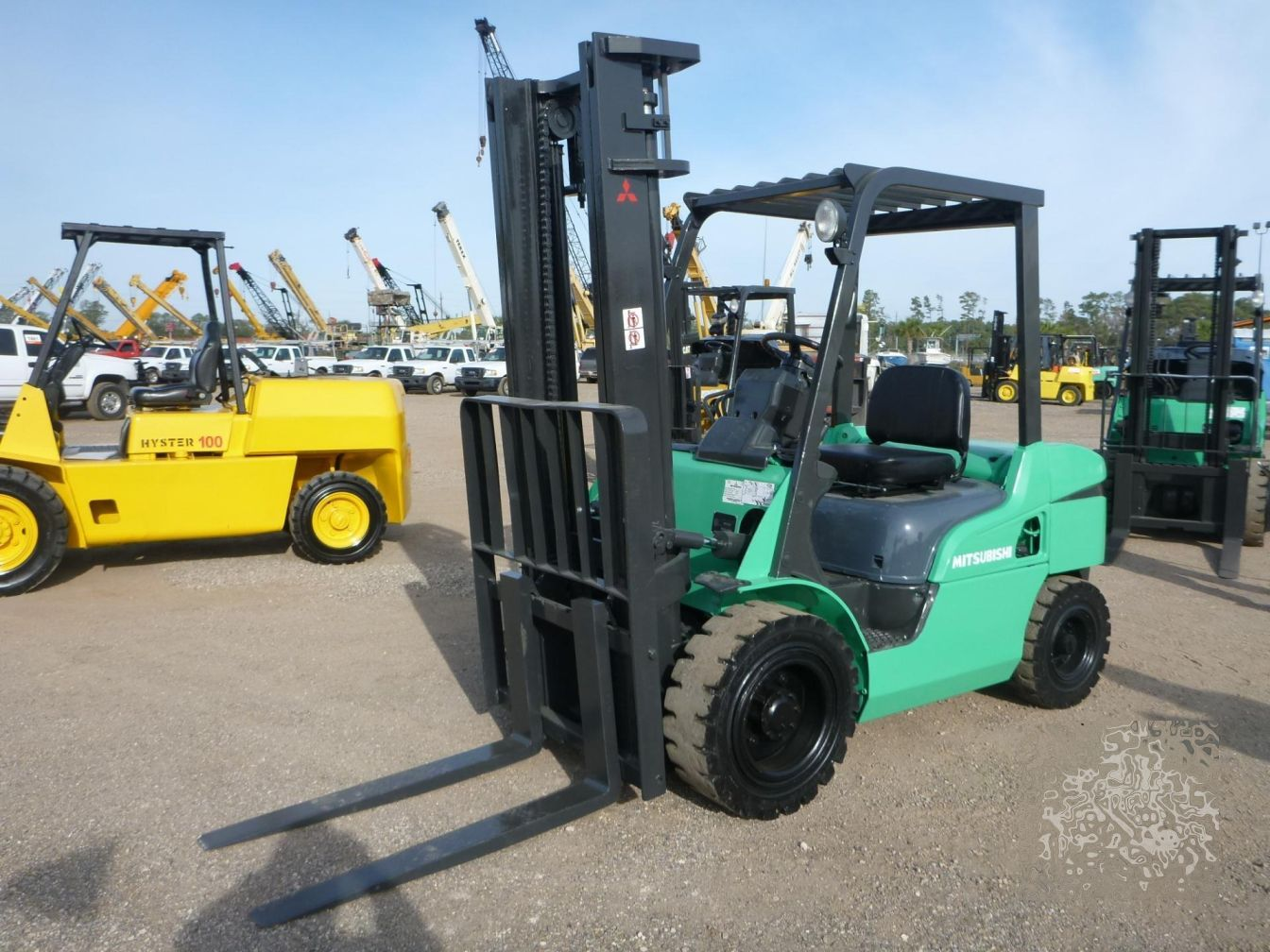 sales engine forklift hot quality mitsubishi trucks product diesel high buy detail performance promotional