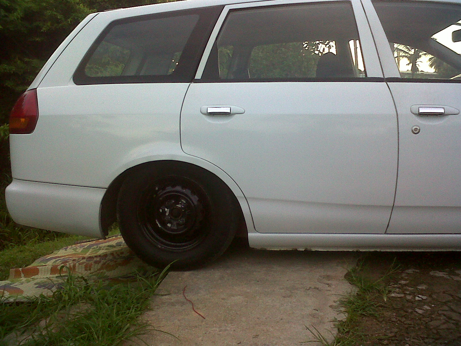 SOLD] PCK Nissan AD Wagon | Trinidad Classifieds