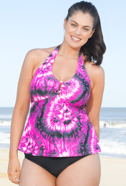 This site provides very convenient access to plus size swimwear for those of us who do not find it in many of the stores that we shop at. We do not have time to convince the market to create more brick and mortar stores to carry plus size swimwear.