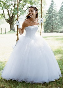 Wedding Dresses in Trinidad Located